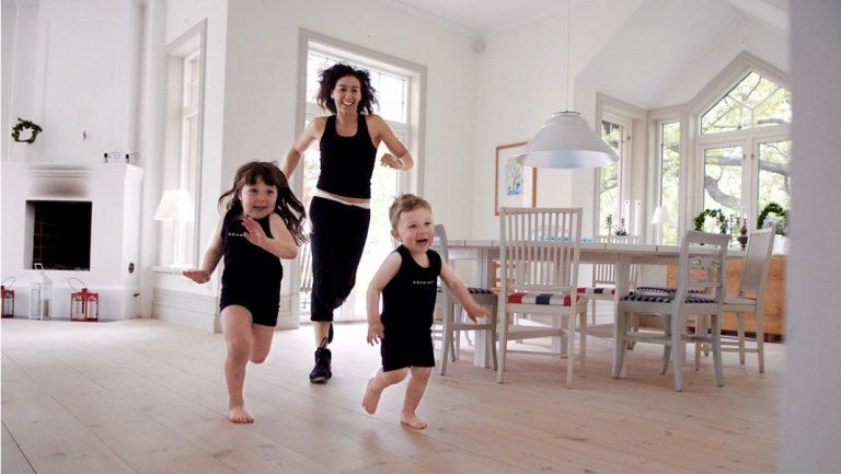 Träna med barn - lekfulla övningar