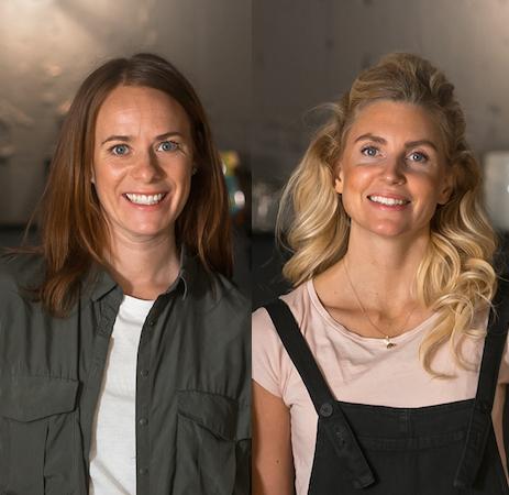 Caroline Wilbois & Johanna Andersson